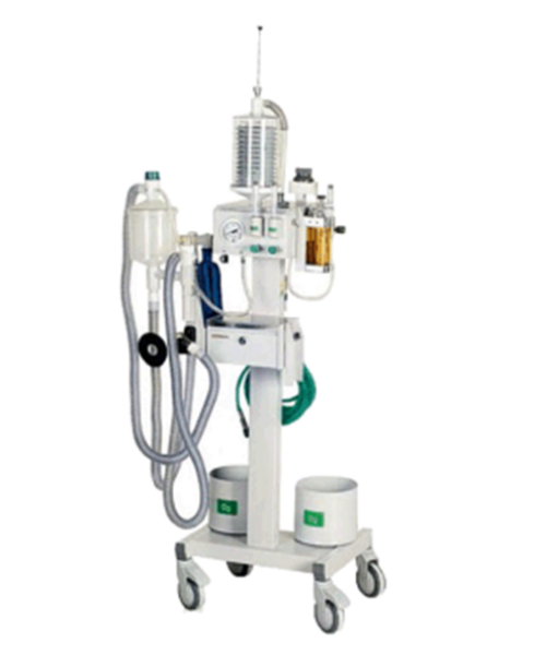 Anestesia Inalatória Veterinária Takaoka KT-20