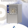Autoclave de Braços Concêntricos Automática Horizontal Ortosíntese