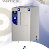 Autoclave de Elevação Vertical Automática Horizontal Ortosíntese