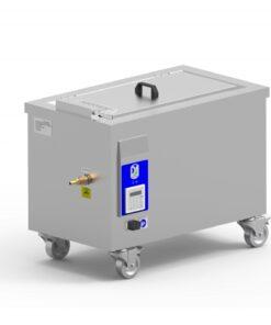 Lavadoras Ultrassônicas de Bancada Automáticas, Semiautomáticas e Manuais LVU 35
