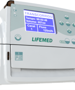 Bomba de Infusão LF Smart Lifemed