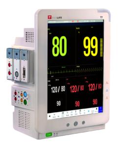 Monitor de Sinais Vitais T7